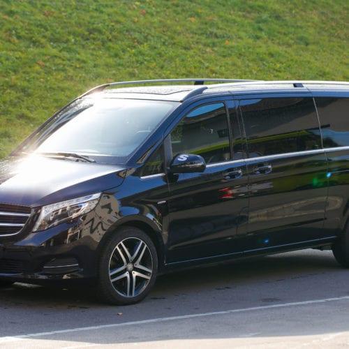 Mecedes Benz V250