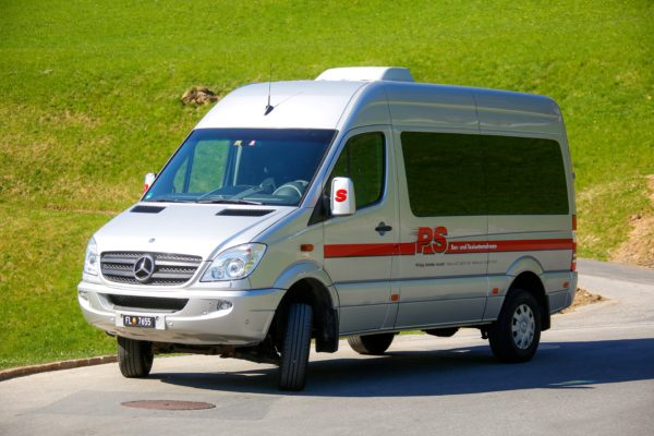 Mercedes Benz Sprinter 906 AC35