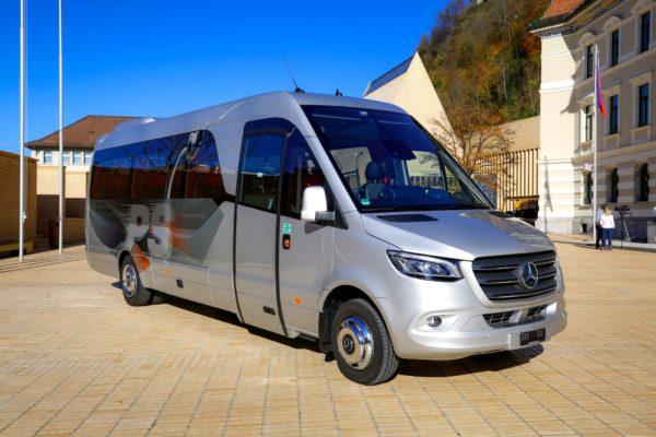 Mercedes Benz Sprinter Travel 75